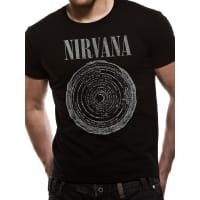 Nirvana In Utero T-Shirt, Medium