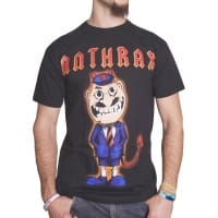 Anthrax TNT Cover T-Shirt, Medium