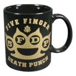 Five Finger Death Punch Mugg