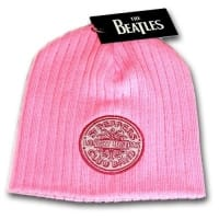 Köp The Beatles Beanie, Rosa