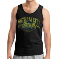 Batman Gotham City Linne, Medium