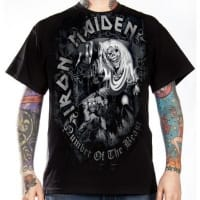Iron Maiden NOTB Grey Tone, Medium