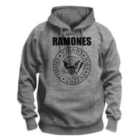 Ramones Presidential Seal Hoodie, Medium