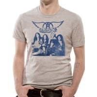 Aerosmith Dream On T-Shirt, Medium
