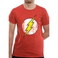 The Flash Logo T-Shirt, Medium