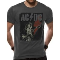 AC/DC Angus Flash T-Shirt, Medium