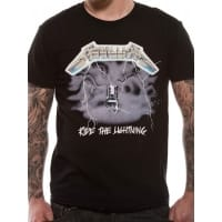 Metallica Ride The Lightning v2 T-Shirt, Medium