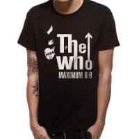 The Who Maximum RnB T-Shirt, Medium