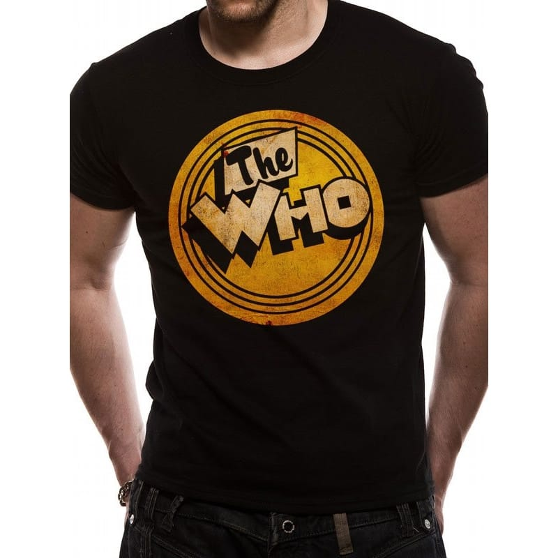 The Who 45 RP T-Shirt, Small