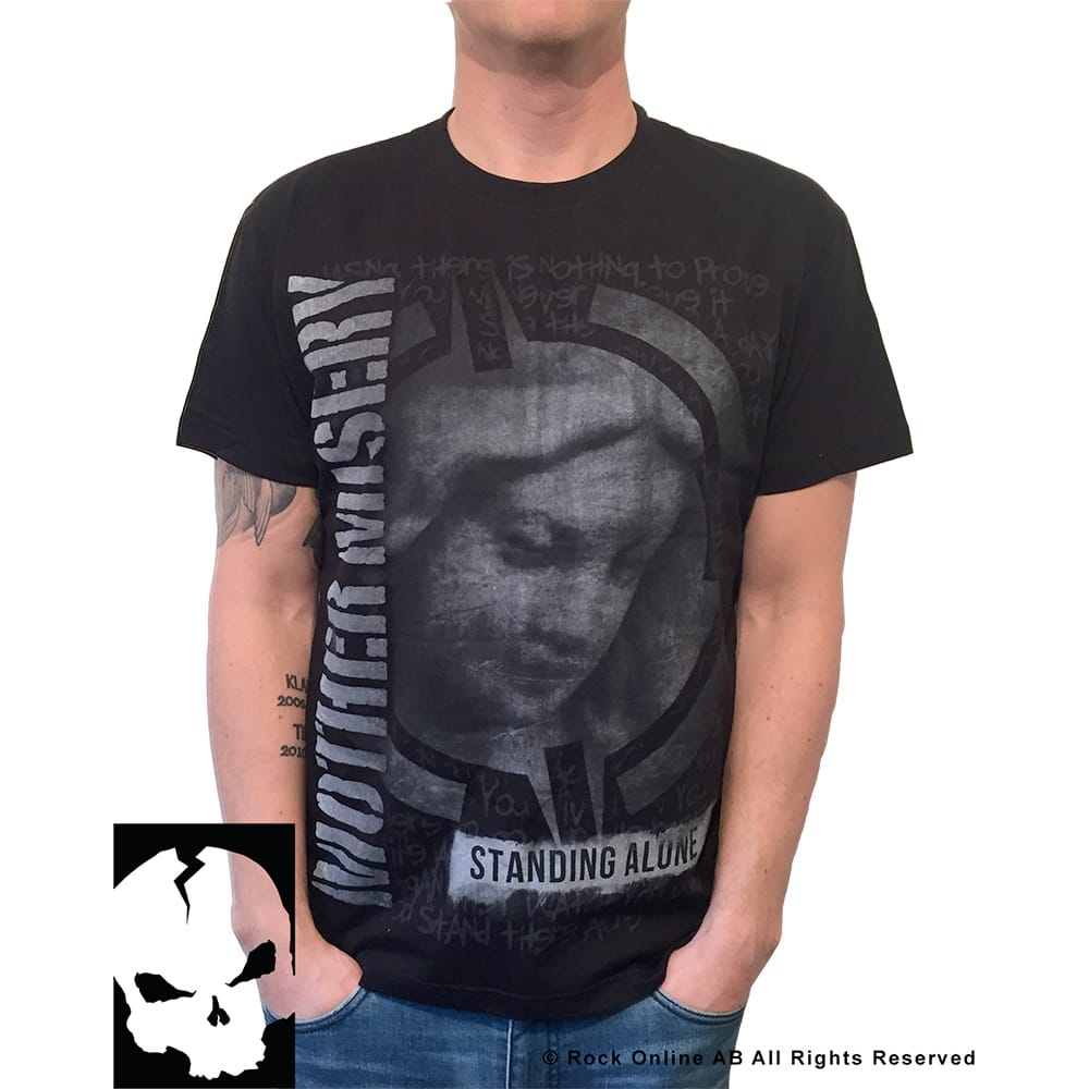 Mother Misery Standing Alone T-Shirt