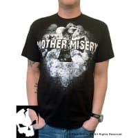 Mother Misery Cross T-Shirt, Medium