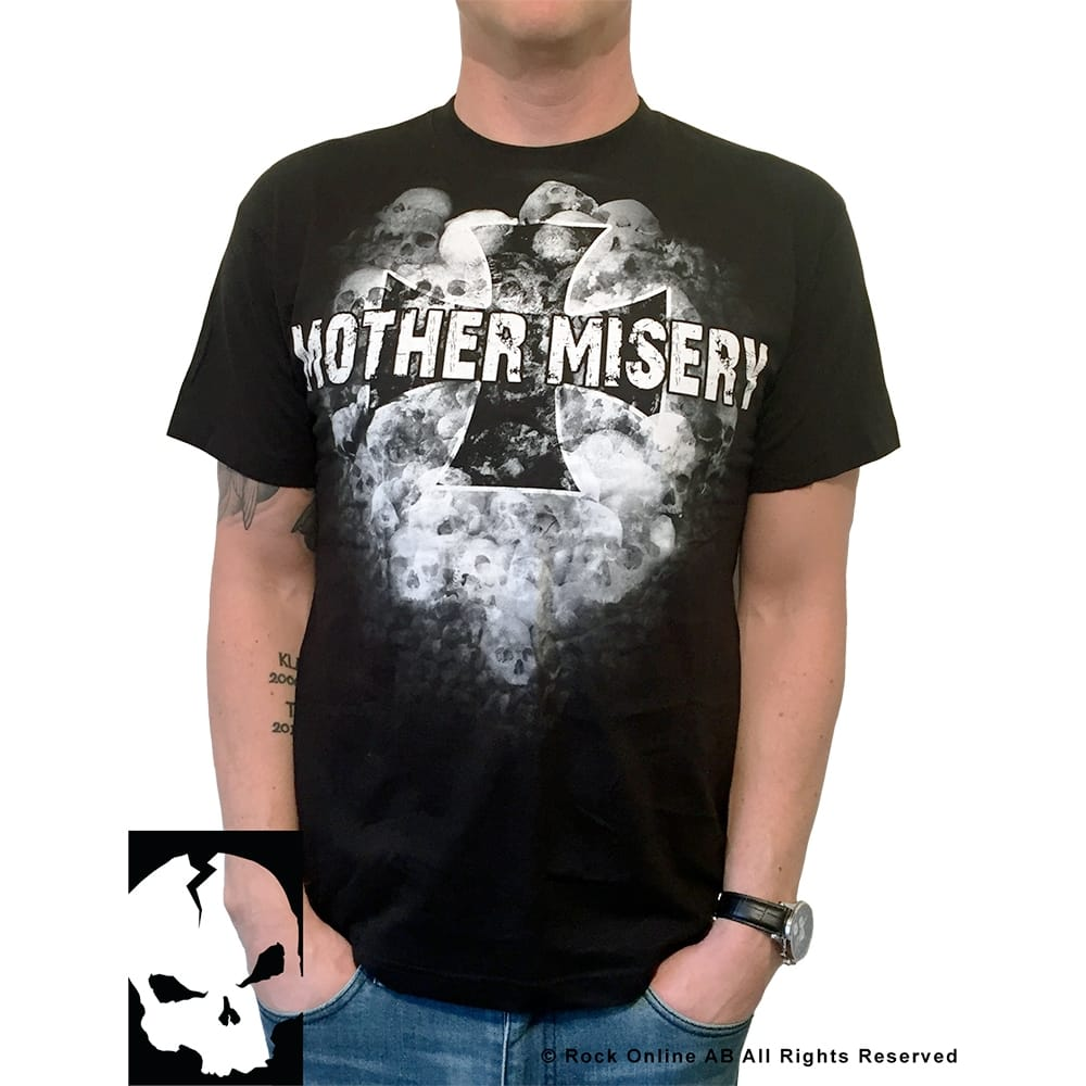 Mother Misery Cross T-Shirt