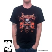 Venom Skulls T-Shirt, Medium