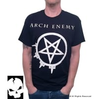 Arch Enemy Pure Fucking Metal T-Shirt, Medium