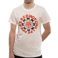 Red hot Chili Peppers Aztec T-Shirt, Medium