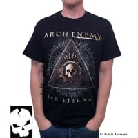 Arch Enemy This Fucking War T-Shirt, Medium