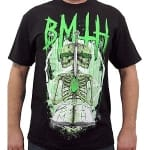 Bring Me The Horizon Double Skeleton, Medium