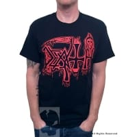 Köp Death Life Will Never Last T-Shirt, Medium