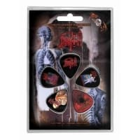Death Gitarrplektrum 5-pack