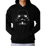 Star Wars Trooper Head Hoodie, Small