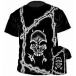 Köp Skull T-Shirt, Medium