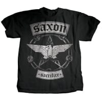 Saxon Sacrifice, Medium