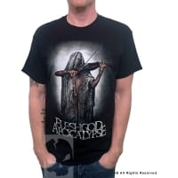 Fleshgod Apocalypse Bloody T-Shirt, Medium