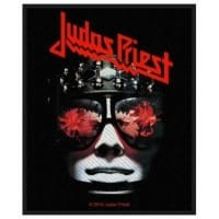 Judas Priest Hell Bent For Leather Backpatch