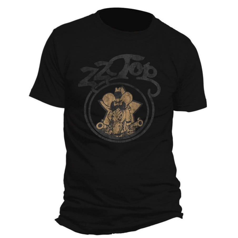 ZZ Top Outlaw Village T-Shirt