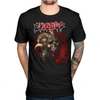 Exodus Mictlantecuhtli T-Shirt, Medium