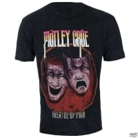 Mötley Crue Theatre of Pain Puffed T-Shirt, Medium