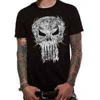 Punisher Shatter Skull, Medium
