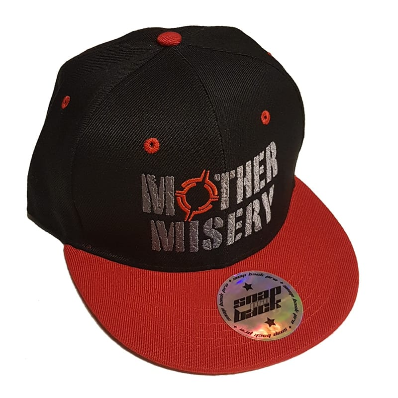 Mother Misery Snap Back Keps