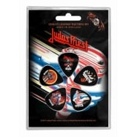 Judas Priest Gitarrplektrum 5-pack
