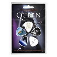 Queen Gitarrplektrum 5-pack