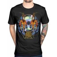 Mastodon Crack The Skye T-Shirt, Medium