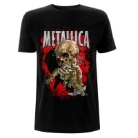 Metallica Fixxxer Redux T-Shirt, Medium