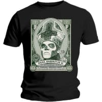 Ghost Papa Cash T-Shirt, Medium