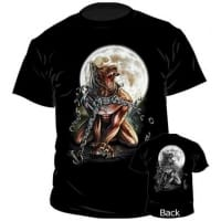 Werewolf T-Shirt, Medium