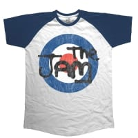 The Jam Vintage Logo T-Shirt, Medium