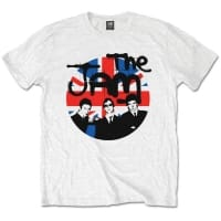 The Jam Union Jack Circle T-Shirt, Medium