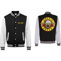 Guns N Roses Logo Baseballjacka, Medium