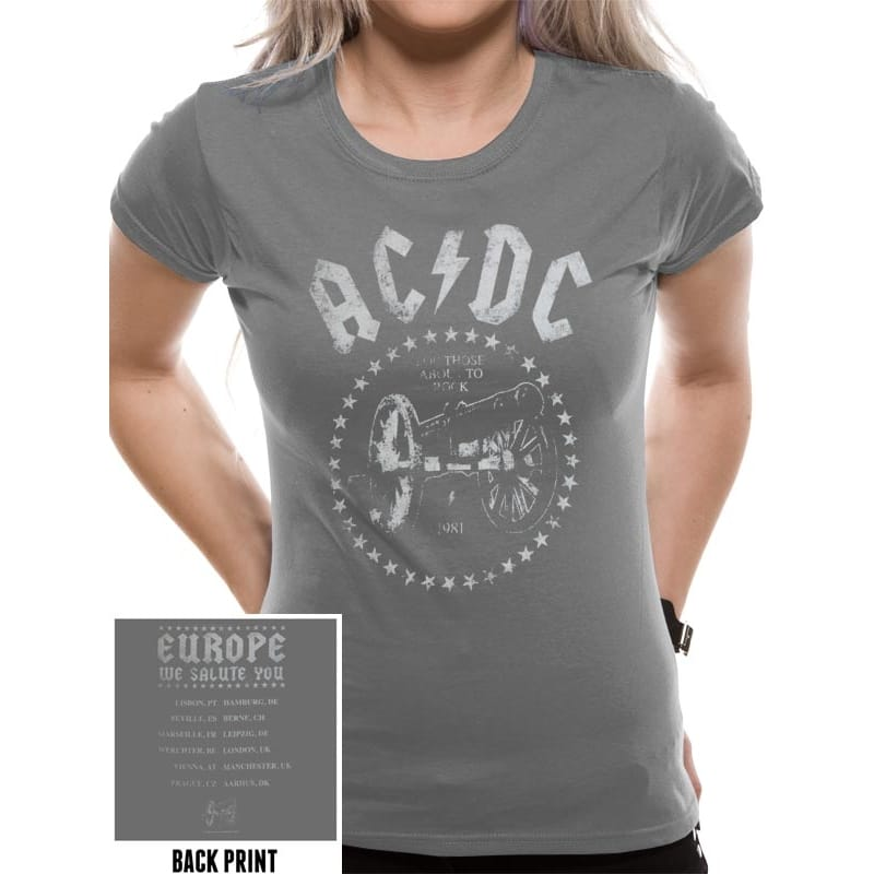 AC/DC For Those About To Rock (W)