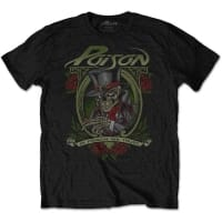 Poison We Trust T-Shirt, Medium