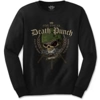Five Finger Death Punch Warhead Long Sleeve, Medium