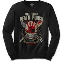 Five Finger Death Punch Zombie Kill Long Sleeve, Medium