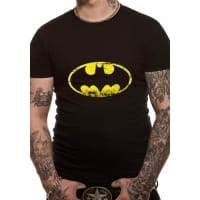 Batman Logo T-Shirt, Medium
