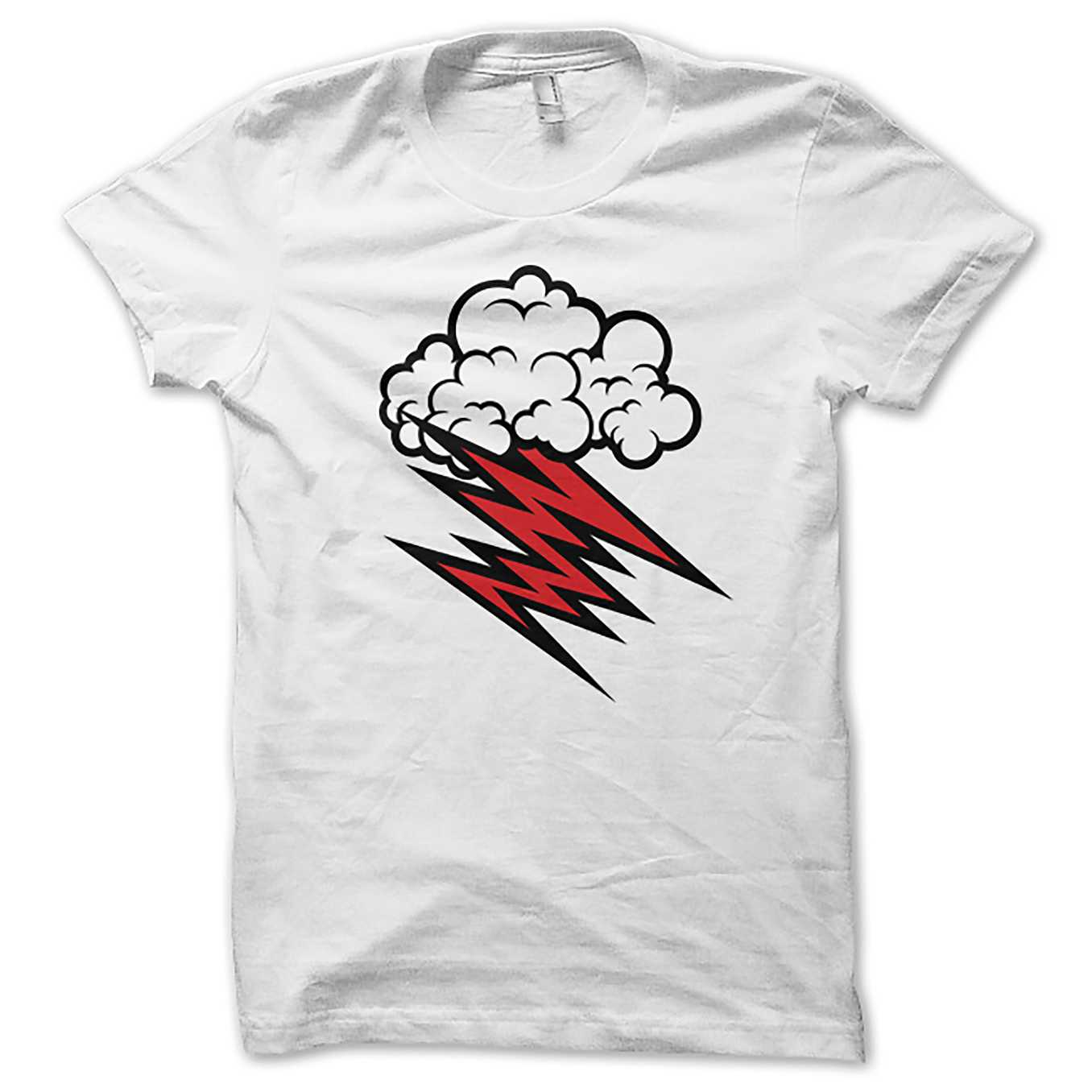 The Hellacopters Grace Cloud White T-Shirt