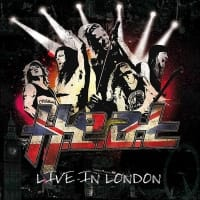 H.E.A.T Live In London CD