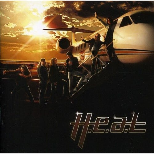 H.E.A.T Freedom Rock + H.E.A.T 2 in 1 CD
